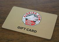 Air Ribs Gift Card